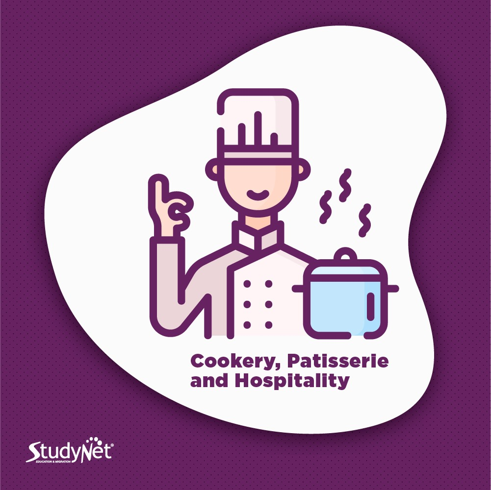 Cookery, patisserie, and hospitality